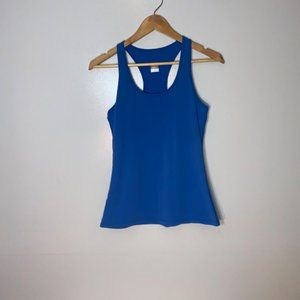 Lucy Medium Blue Racerback